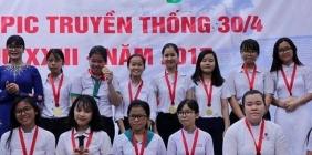 Học sinh trường THPT Chuyên Lê Thánh Tông-Hội An đoạt 47 huy chương