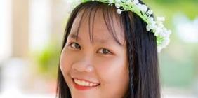 Nữ sinh Quảng Nam giải Ba học sinh giỏi Quốc gia tuyển thẳng vào ĐH Duy Tân